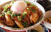 本場韓国キムチ使用 豚キムチ丼